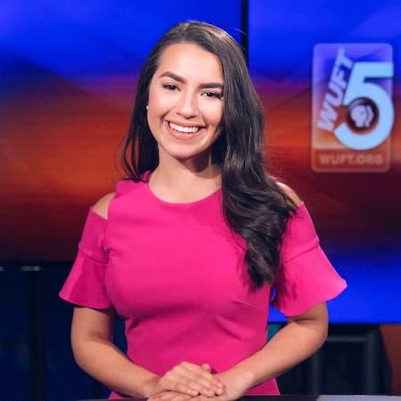 A photo of Daniela Garrido