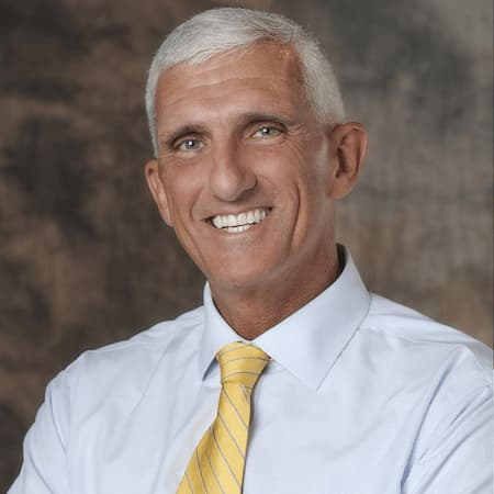 A photo of Mark Hertling